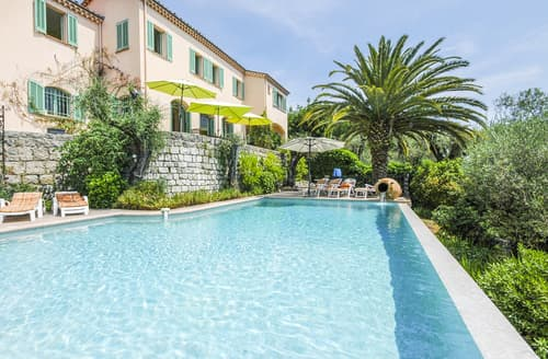 Last Minute Cottages - Attractive Grasse Cottage S115319