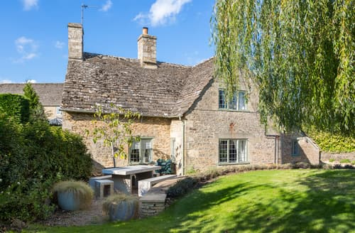 Big Cottages - Exquisite Cotswolds Cottage S86407
