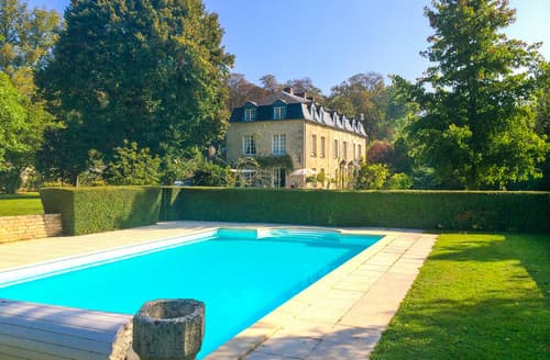 Last Minute Cottages - Chateau De Garmeaux