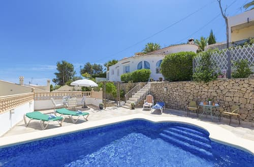 Last Minute Cottages - Tasteful Benissa Cottage S121398