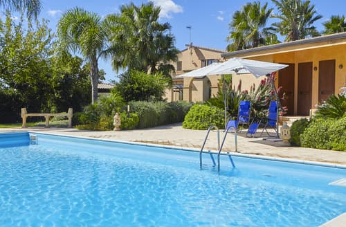 Last Minute Cottages - Inviting Castelvetrano (Tp) Cottage S116385