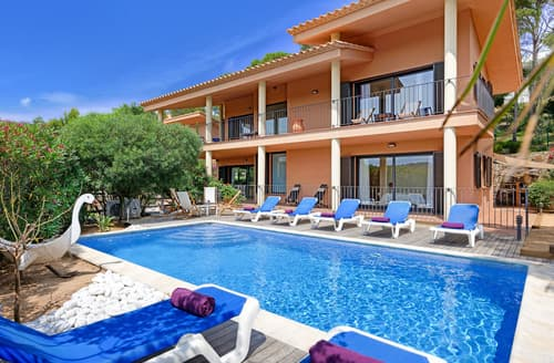 Last Minute Cottages - Villa Los Pinos