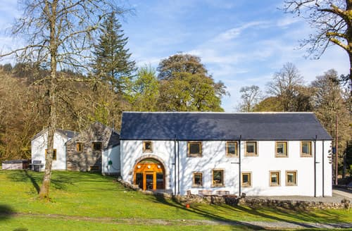 Big Cottages - Wonderful Glendaruel Cottage S59552