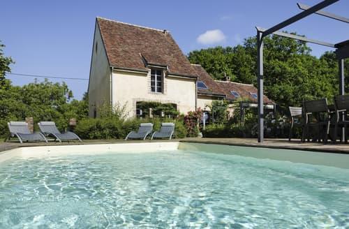Last Minute Cottages - Delightful Puisaye Cottage S116658