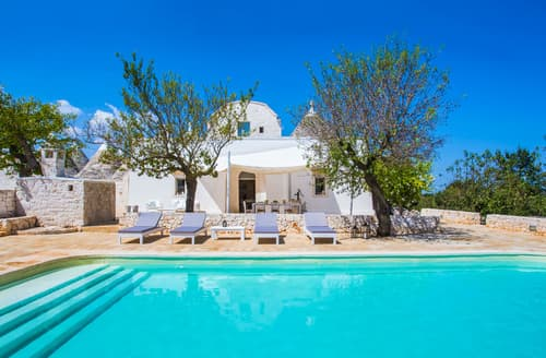 Last Minute Cottages - Trulli Carmina