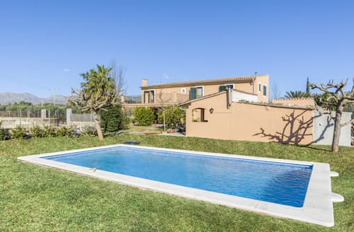 Last Minute Cottages - Cosy Port De Pollensa Cottage S121132