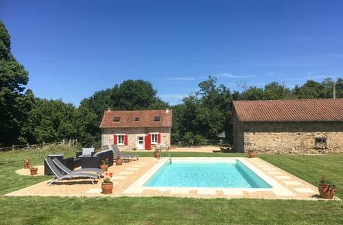 Last Minute Cottages - Excellent Ladignac Le Long Cottage S115563