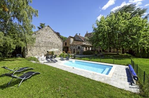 Last Minute Cottages - Luxury Treigny Cottage S116681