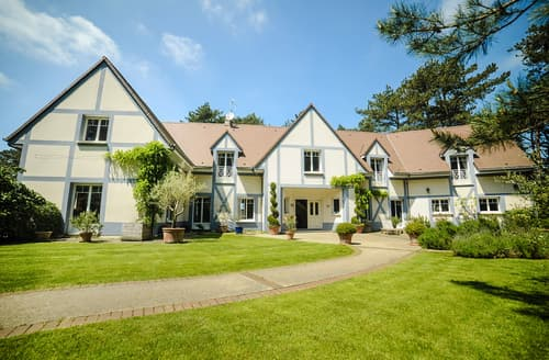 Last Minute Cottages - Gorgeous Hardelot Plage Cottage S115743