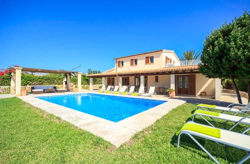 Last Minute Cottages - Puerto Ponente