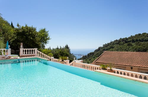 Last Minute Cottages - Wonderful Villefranche Sur Mer Cottage S115421