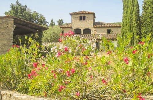 Last Minute Cottages - Luxury Gaiole In Chianti (Si) Cottage S114924