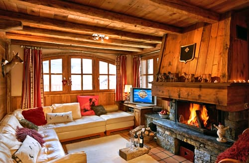 Last Minute Cottages - Luxury Meribel Cottage S114737