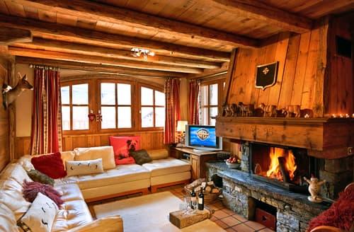 Last Minute Cottages - Luxury Meribel Cottage S114737