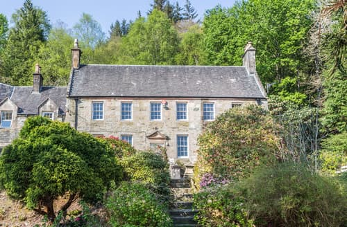 Big Cottages - Exquisite Kilmun Cottage S59540