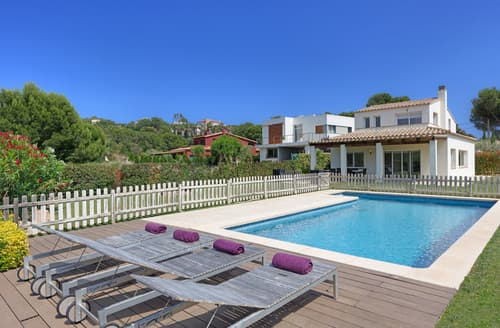 Last Minute Cottages - Luxury Tamariu Cottage S115652