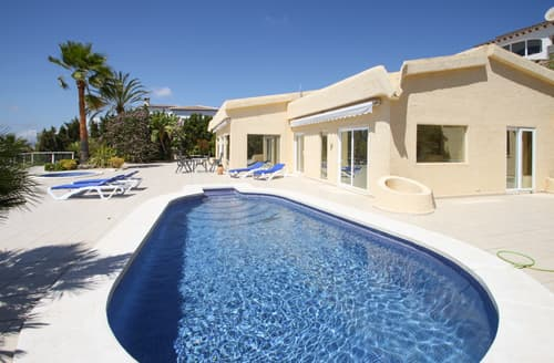 Last Minute Cottages - Villa Belinda
