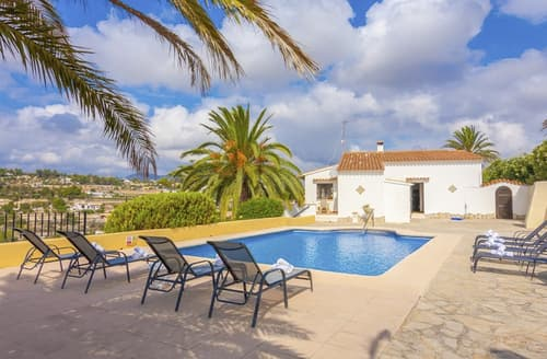 Last Minute Cottages - Beautiful Benissa Cottage S121446