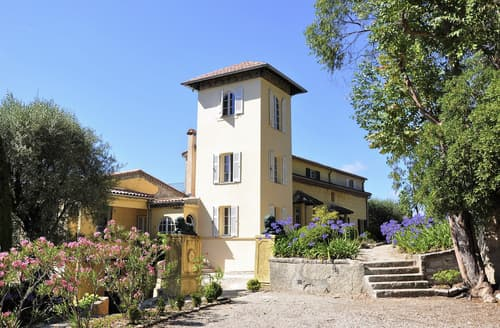 Big Cottages - Splendid Villeneuve Loubet Cottage S115877