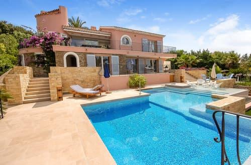 Last Minute Cottages - Luxury Le Lavandou Cottage S115351