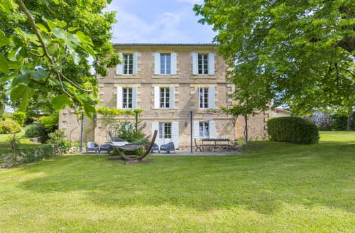 Last Minute Cottages - Cosy St Emilion Cottage S114777