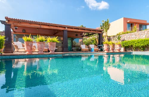 Last Minute Cottages - Luxury Maspalomas Cottage S115417