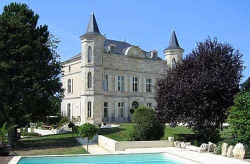 Big Cottages - Chateau Elegante