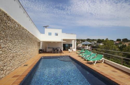 Last Minute Cottages - Luxury Benissa (Alicante) Cottage S116347
