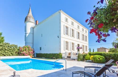 Last Minute Cottages - Chateau Le Temple