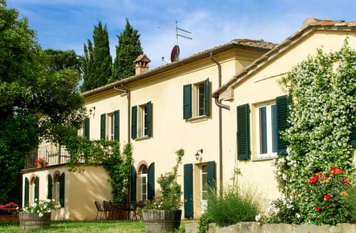 Big Cottages - Delightful Marciano Della Chiana (Ar) Cottage S114926