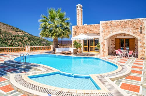 Last Minute Cottages - Villa Isidora