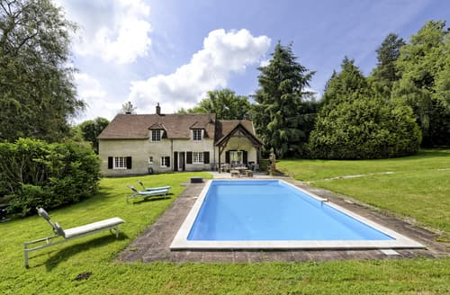 Last Minute Cottages - Excellent Treigny Cottage S116694