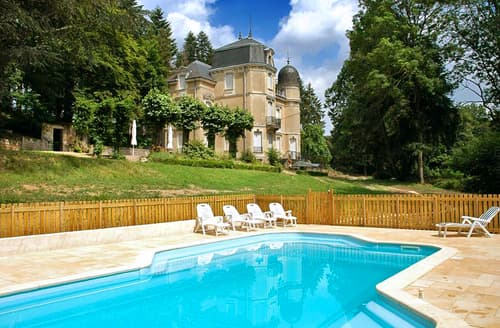Last Minute Cottages - Chateau De Fremont