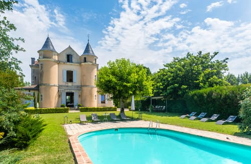 Last Minute Cottages - Chateau Seyches