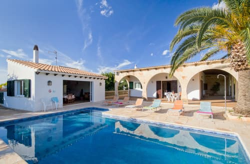 Last Minute Cottages - Beautiful Menorca Cottage S115700