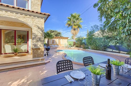 Last Minute Cottages - Charming Calpe  Cottage S116645