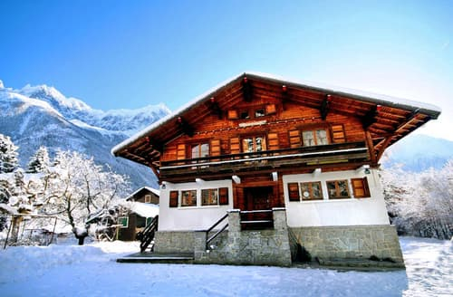 Last Minute Cottages - Delightful Chamonix Cottage S114736