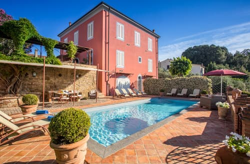 Last Minute Cottages - Charming Fabbrica Di Peccioli (Pi) Cottage S115223