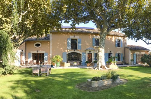 Last Minute Cottages - Le Mas Provencal