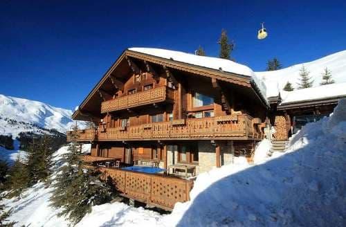 Last Minute Cottages - Chalet Genevrier