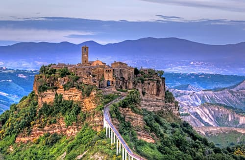 Last Minute Cottages - Splendid Civita Di Bagnoregio (Vt) Cottage S114996