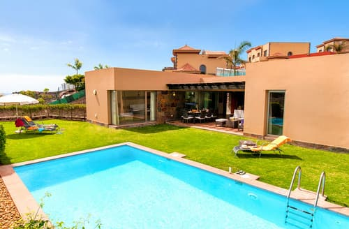 Last Minute Cottages - Splendid Maspalomas Cottage S115388