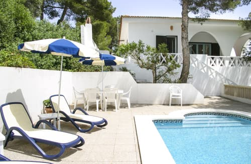 Last Minute Cottages - Adorable Cala Llonga Cottage S116065