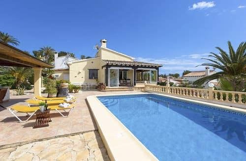 Last Minute Cottages - Villa Fortunata