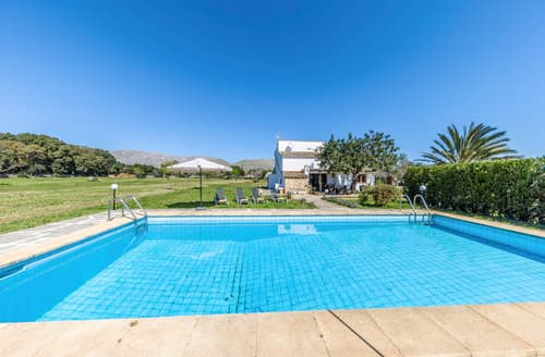 Last Minute Cottages - Gorgeous Pollensa Cottage S115703