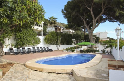 Last Minute Cottages - Attractive Teulada (Alicante) Cottage S116349