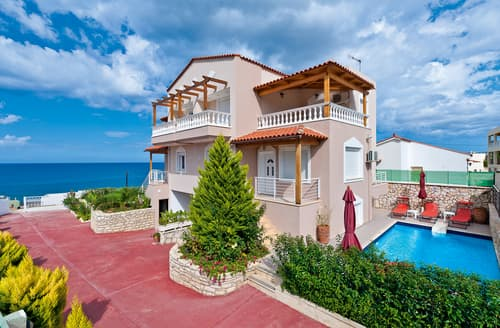 Last Minute Cottages - Villa Rethymno