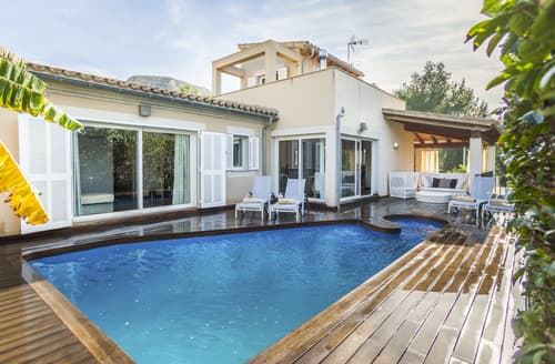 Big Cottages - Superb Alcudia Cottage S116473