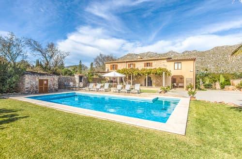 Last Minute Cottages - Villa Naranjas