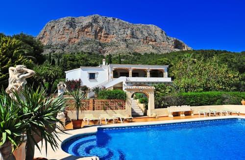 Last Minute Cottages - Attractive Xàbia (Alicante) Cottage S116087